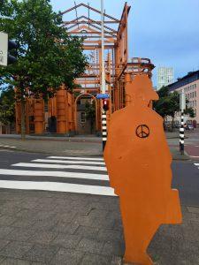 Skulptur in Rotterdam