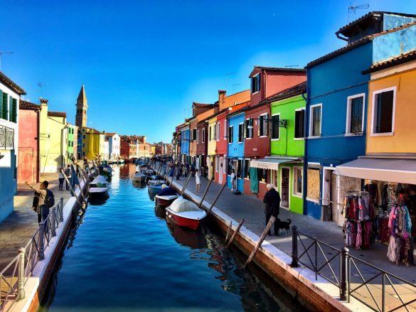 Tagesausflug von Venedig nach Murano und Burano