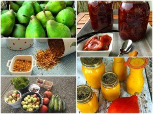 Rezepte zum Einkochen und Einwecken