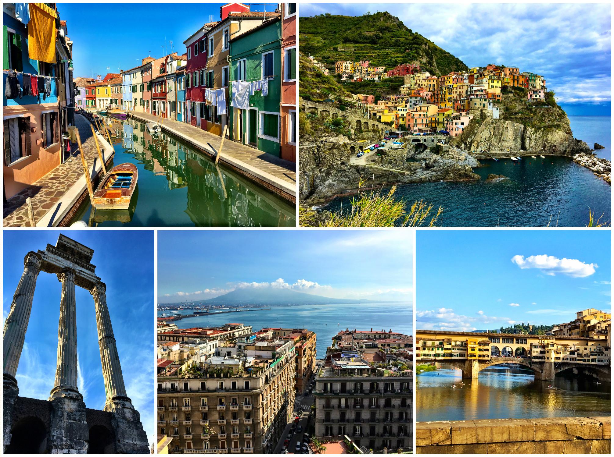 Reiseblog aus Italien