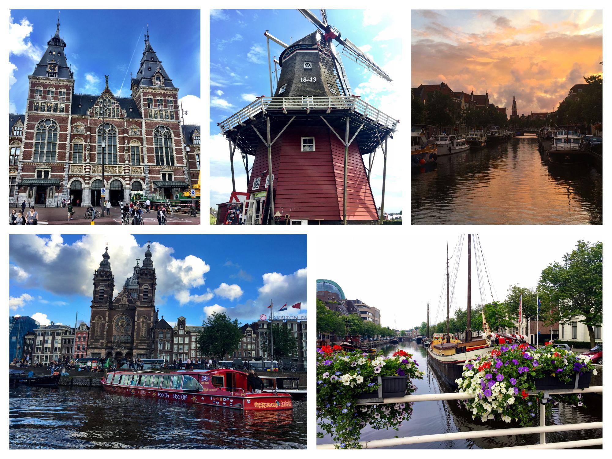 Reiseberichte aus Niederlanden