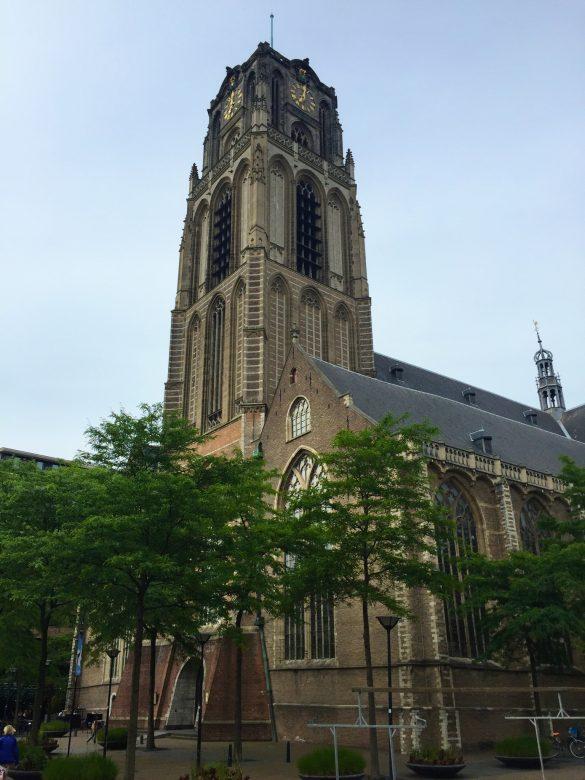 Laurenskerk in Rotterdam