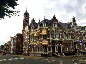 Eckhaus in Groningen