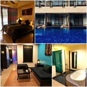 Chada Beach Resort auf Koh Lanta