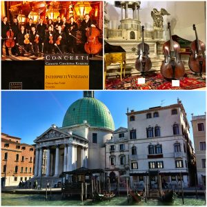 Klassisches Konzert in Venedigs Kirchen