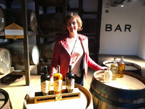 Portwein Destillerie in Porto
