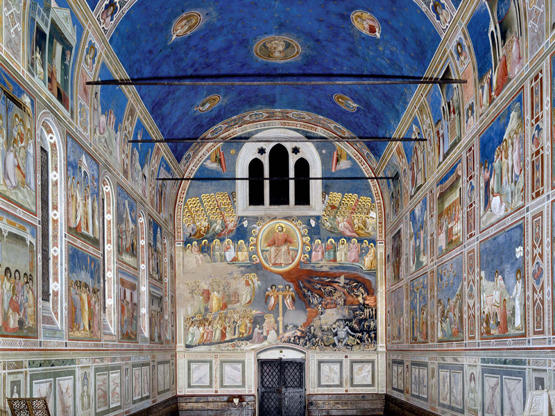 Capella Scrovegni in Padua