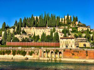 Castel San Piedro in Verona