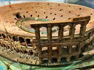 3D Modell Arena die Verona