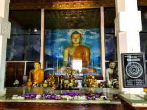 Buddha-Schrein in Anuradhapura