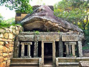 Gedenkstätte in Anuradhapura