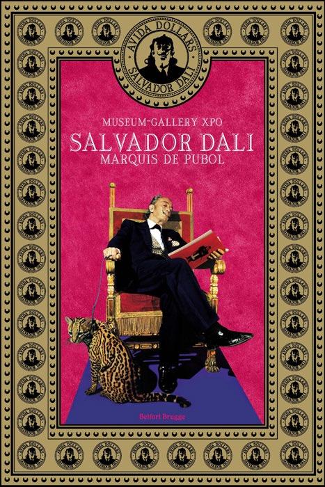 Plakat für's Salvador Dali Museum