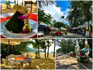 Nai Yang auf Phuket mit Strandbars, Streetfood und Massagen