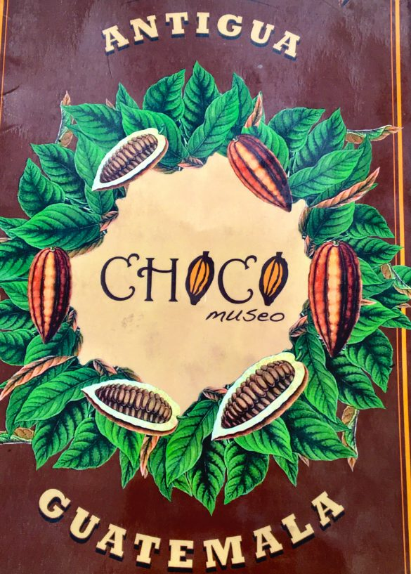 Chocomuseo in Antigua