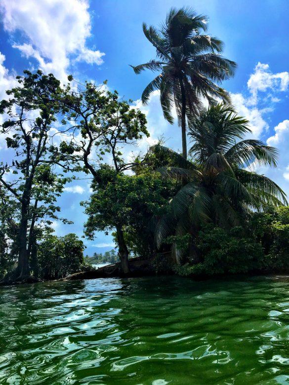 Zwei Tage am Rio Dulce