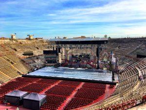 Tribüne Arena di Verona