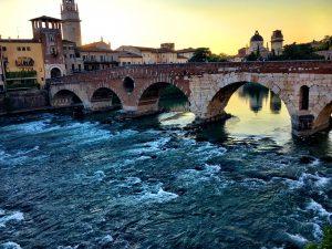 Ponte Scaligero in Verona
