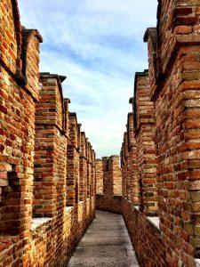Auf den Türmen des Castelveccio